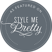 style me pretty supplier badge